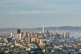 San Francisco skyline, California