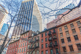 New york skyscrapers in Manhattan - 237879698