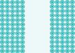 abstrait bleu géométrique - 237887803