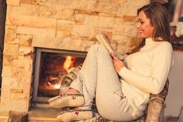 Enjoying In Winter Evening © milanmarkovic78