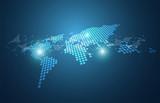 mondo, hi tech, sfondo, internet, comunicazione - 237939033