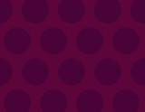 Magenta Polka Dots