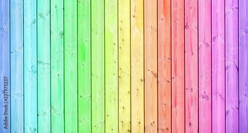 Fond lames bois couleurs  - 237975237