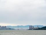 River landscape of Taipei