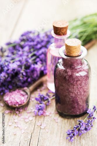 Lavender spa set - 237992290