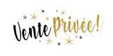 Vente privée avec paillettes - 238005051