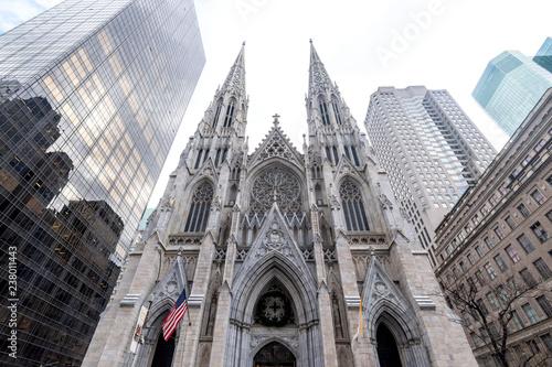 Cattedrale St. Patrcik New York city - Stati Uniti