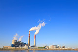 Power plant, outdoors - 238013043