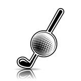 Logo design for golf