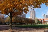 the parc de Choisy, public park in Paris