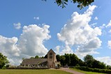 Eglise de Metz le comte en Bourgogne Franche comté