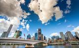 Skyline of Brisbane Queensland Australia - 238046087
