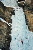 Cascata di ghiaccio di Lillaz