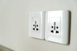 Universal electricity sockets & plug - 238063085