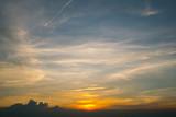 Sunset Sky Background in summer - 238063264