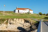 Chapel of the Virgin of the Sea, Santander, Spain - 238064058