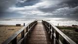 Steg zum atlantik algarve