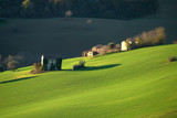 green field,agriculture,autumn,countryside,rural,view,panorama,sun,