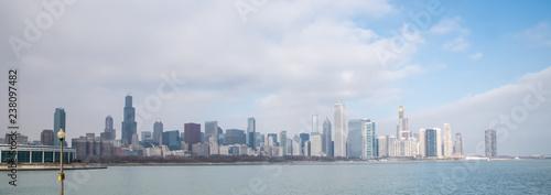 Big City Urban Skyline - 238097482
