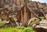Fototapeta Kamienie - Ihlara Valley Cappadocia Turkey © Steve Lovegrove