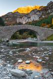 Romanesque bridge of Bujaruelo, Ordesa and Monte Perdido National Park, Huesca, Spain