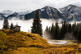 Alpenlandschaft © S.Kobold