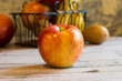 apple and fruit still life