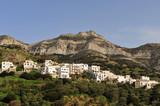 Traditional village on Naxos island - 238317282