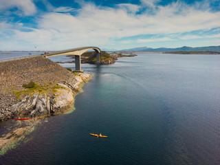 The Atlantic Road in Norway © Voyagerix