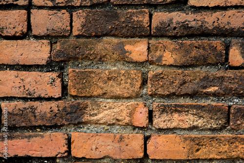 brick wall background - 238336028