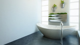 Modern Bathroom Adaptation (design) - 238336284