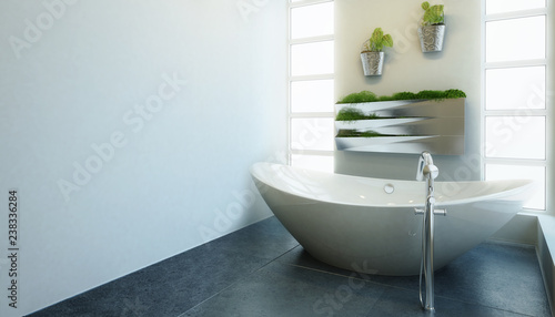 Modern Bathroom Adaptation (design)