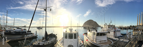 Hafen in Morro Bay - 238357870