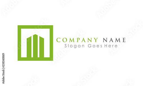green building logo - 238360869