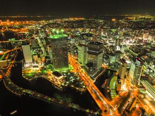 横浜ベイエリア 山下公園・中華街方面