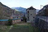 Bielsa. Village of Huesca in Aragon, Spain