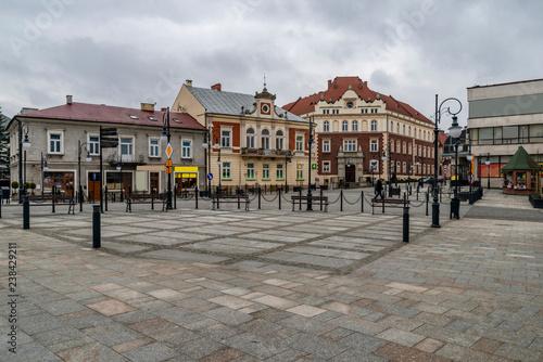 Krosno - polish town called small Cracow
