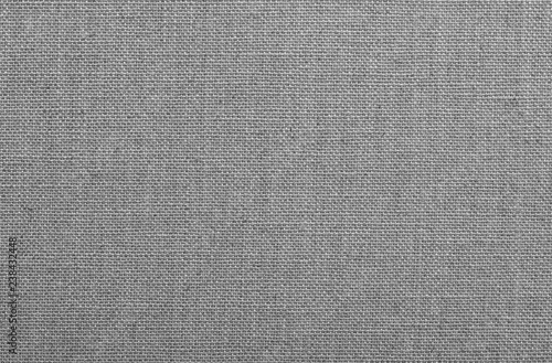 Tło płótna lnianego Tekstylna tekstura