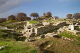 Rovine Archeologiche dell'antica città di Troia
