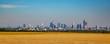Panoramic view of Frankfurt Skyline