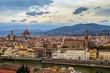 Quadro Panorama of Florence, Italy