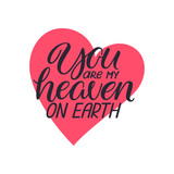 You are my heaven on earth - 238484274