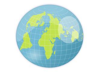 Illustration planète terre