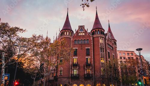 obraz lub plakat Barcellona