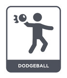dodgeball icon vector