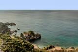 Stone house on the islet near Budva, Montenegro - 238565422
