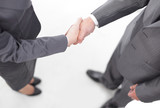 closeup.the handshake business partners. .the concept of partne