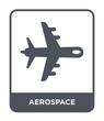 aerospace icon vector