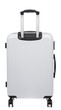Travel bag isolated on white background