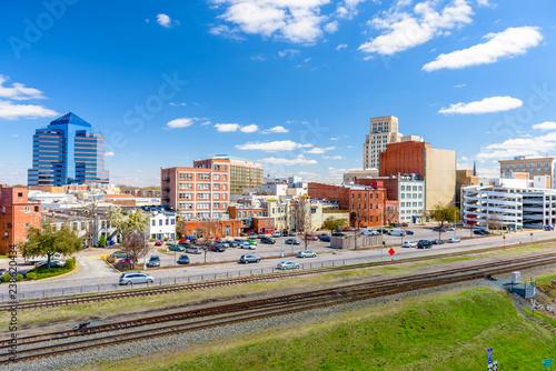 Durham North Carolina Usa Downtown Cityscape Buy Photos Ap